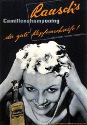Herdeg Walter - Rausch's Camillenshampooing