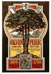 Jenny Hans - Calven Feier