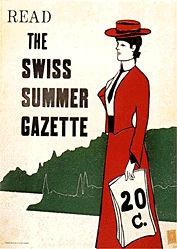 Keller H. - Swiss Summer Gazette