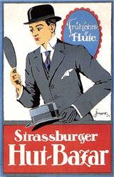 Marggraff Gerhard - Strassburger Hut-Bazar