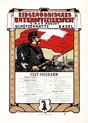 Mock Karl Fritz - Eidgenössisches Unteroffiziersfest