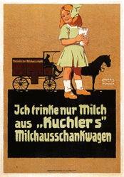 Moos Carl - Kuchlers Milchausschankwagen