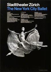 Müller-Brockmann Atelier - The New York City Ballet
