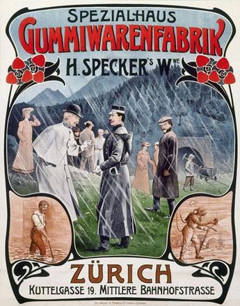 Anonym - Gummiwarenfabrik H. Specker