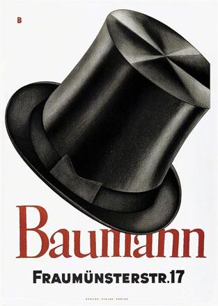 Baumberger Otto - Baumann