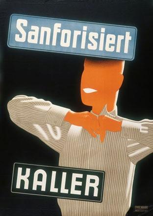 Bühler Fritz - Sanforsiert Kaller