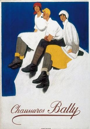 Cardinaux Emil - Chaussures Bally