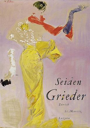 Falk Hans - Seiden Grieder