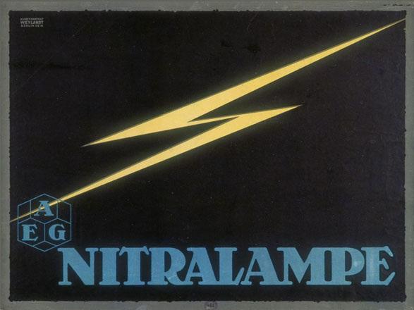 Busch Hans - Nitralampe AEG