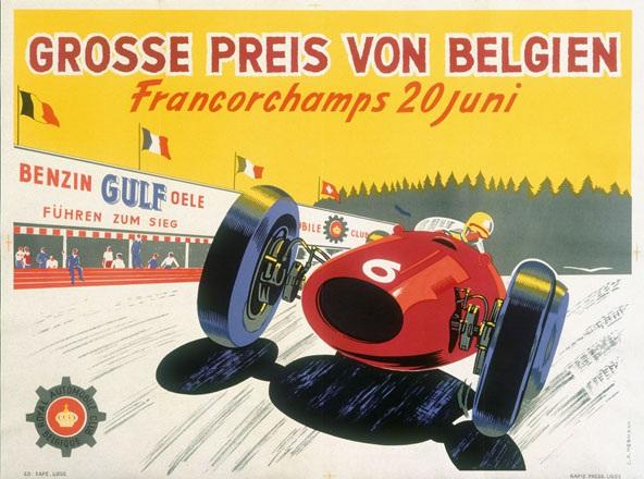 Großer Preis Von Belgien