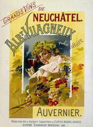 Anonym - Grands Vins de Neuchâtel