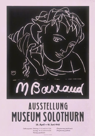 Barraud Maurice - Maurice Barraud