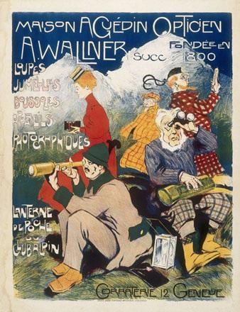 Fontanez Jules - Maison A. Guédin Opticien A. Wallner