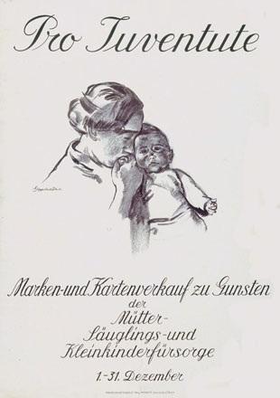 Goppelsroeder Ernst Theodor - Pro Juventute