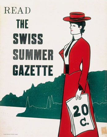 Keller H. - Swiss Summer Gazette
