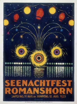 Schlatter Ernst Emil - Seenachtsfest Romanshorn