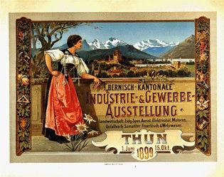 Reckziegel Anton - Industrie Ausstellung