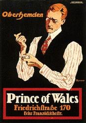 Rumpf Friedrich Carl Georg (Fritz) - Prince of Wales