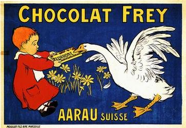 Anonym - Chocolat Frey, Aarau