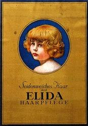 Anonym - Elida Haarpflege