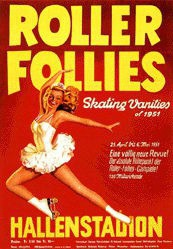 Anonym - Roller Follies