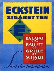Anonym - Eckstein Zigaretten