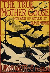 McManus Blanche - The true mother goose
