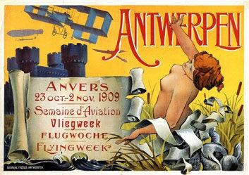 Anonym - Flugwoche Antwerpen