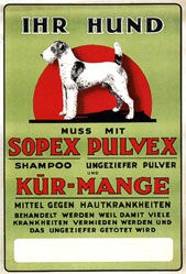 Anonym - Sopex Pulvex
