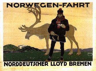 Amtsberg Otto - Norwegen-Fahrt