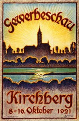 Bachmann Alfred - Gewerbeschau Kirchberg