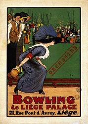 Bailie Samuel Colville - Bowling
