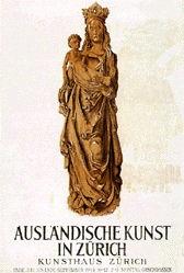 Baumberger Otto - Ausländische Kunst in Zürich