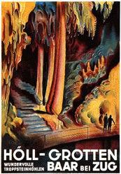 Baumberger Otto - Höll-Grotten Baar bei Zug