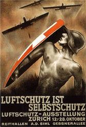 Baumberger Otto - Luftschutz ist Selbstschutz