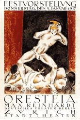 Baumberger Otto - Festvorstellung Oresteia