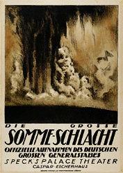Baumberger Otto - Die grosse Somme-Schlacht