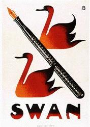 Baumberger Otto - Swan