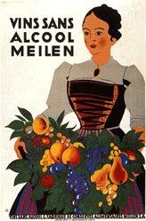 Baumberger Otto - Vins sans alcool Meilen