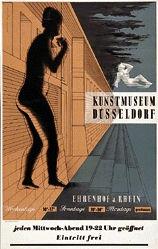 Bergmann Walter - Kunstmuseum Düsseldorf
