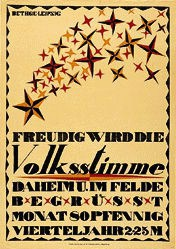 Bethge Rolf - Volksstimme