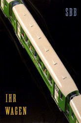 Birkhäuser Peter - SBB - Ihr Wagen
