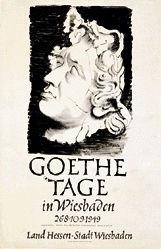 Boehland - Goethe Tage
