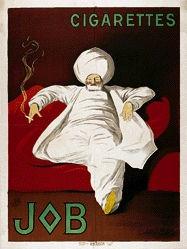 Cappiello Leonetto - Cigarettes Job