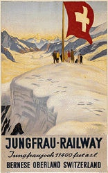 Cardinaux Emil - Jungfrau-Railway