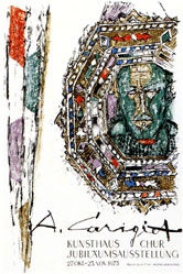 Carigiet Alois - Alois Carigiet - Jubiläumsausstellung