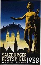Gerster Hans - Salzburger Festspiele