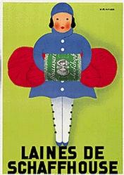 Kramer Pierre - Laines de Schaffhouse