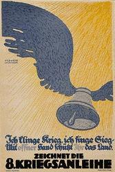Lietz Otto - 8. Kriegsanleihe