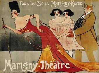 Lourdey Maurice - Marigny Théatre